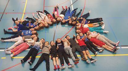 Sport is tof in basisschool Klim-Op
