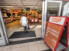 Supermarkt Coop sluit definitief de deuren in centrum Gennep