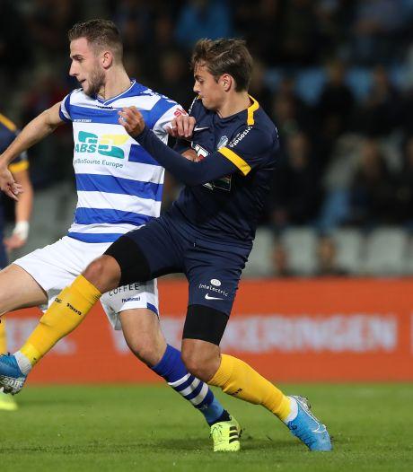 FC Eindhoven gaat in de voorbereiding op bezoek bij vier competitiegenoten