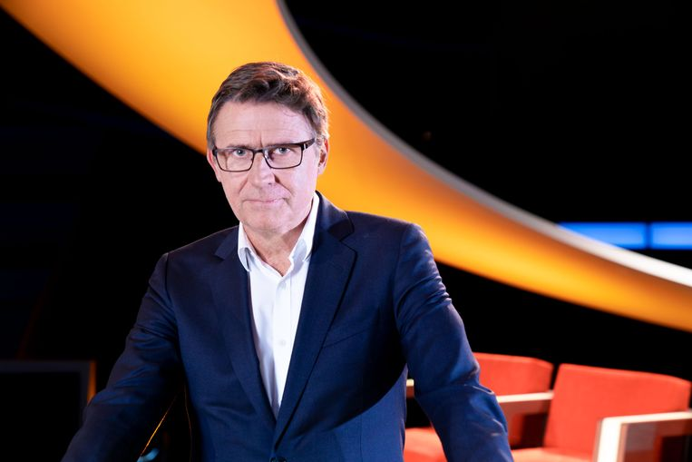 De Slimste Mens ter Wereld - VIER - presentator Erik Van Looy