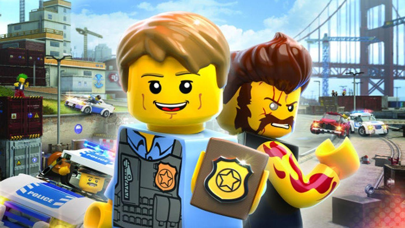 Lego City Shorts