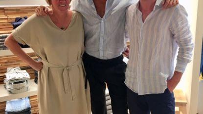 """Zaakvoerders Gilles en Sophie zijn trots op 21 Heren - Hommes: """"Andere winkels in Ronse zien we als collega's, niet als concurrentie"""""""