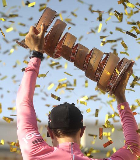 Giro-held Dumoulin krijgt woensdag huldiging in Maastricht