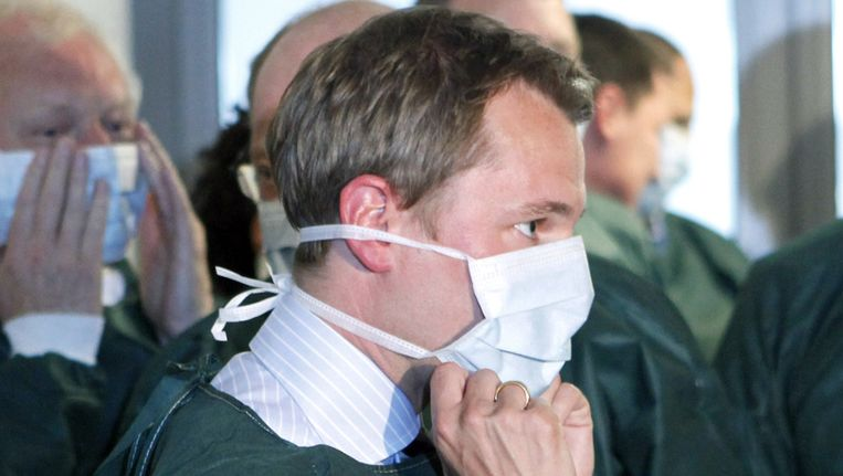 De Duitse gezondheidsminister Daniel Bahr. Beeld null