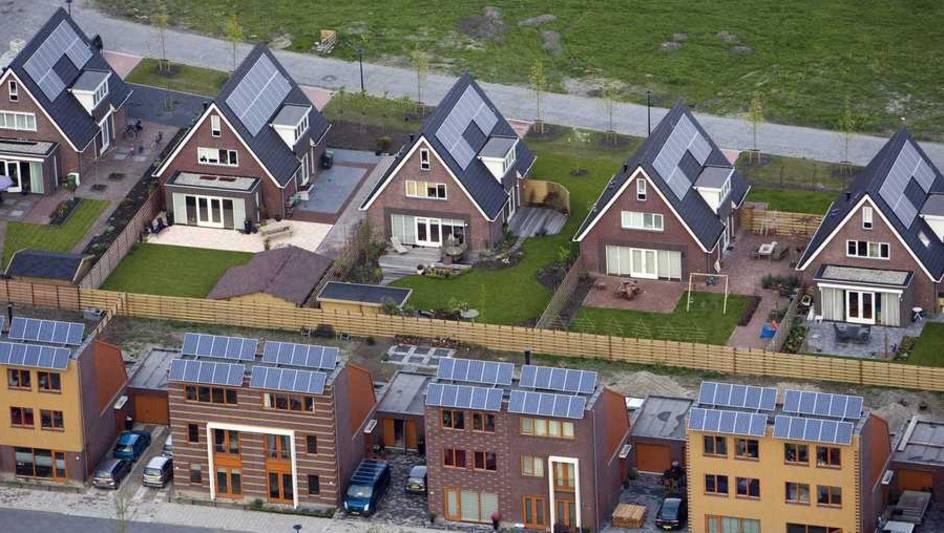 Extra lening mogelijk voor energiezuinig huis trouw for Energiezuinig huis