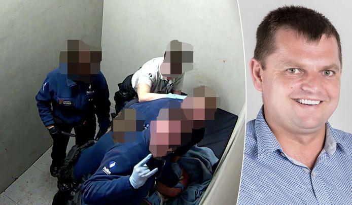 Jozef Chovanec (38), vader van een dochtertje, stierf twee jaar terug na een gespierde arrestatie in de luchthaven van Charleroi.