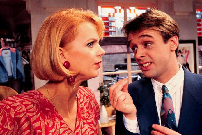 Peter Lusse en Mary Lou van Steenis