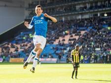 PEC-uit nieuwe krachtproef voor uitmuntend presterend PSV