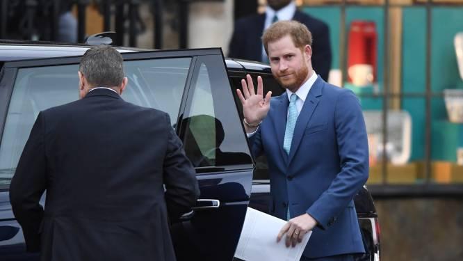 """""""Prins Harry mag van paleis geen rol krijgen bij herdenking, al vroeg hij die zelf aan"""""""