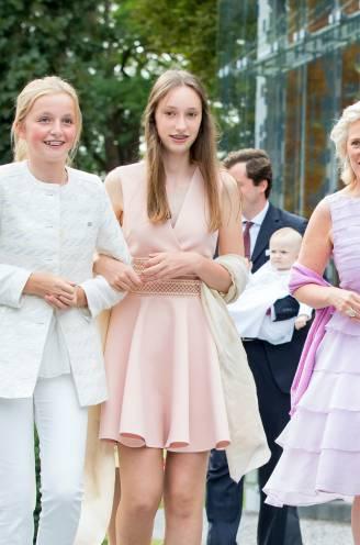 """Laetitia, dochter van prinses Astrid, maakt indruk op Britse kostschool: """"Volgens prins Lorenz zouden ze in België gegarandeerd narigheid krijgen"""""""