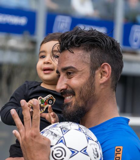 'Hey, ik ben er nog!' Redder in nood Reza slaagt maximaal bij eerste minuten in Zwolle