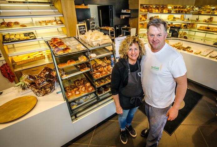 Ingrid Martens en Geert Matthys.