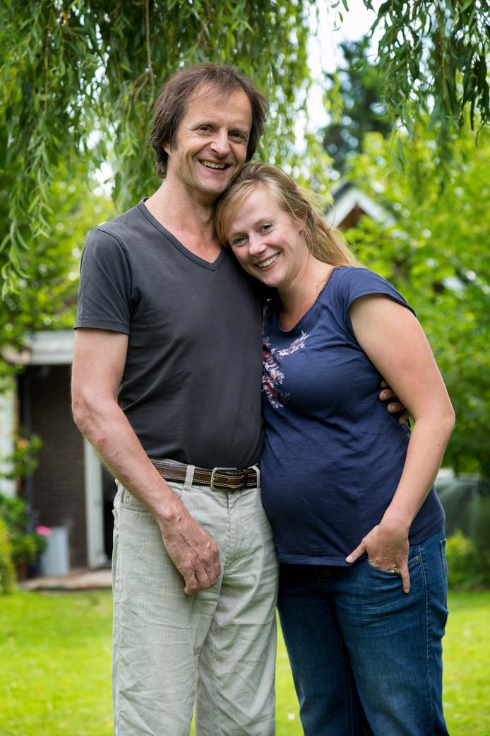 Romijn Conen en Nanna Tieman.