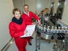 Minifabriek van Bodegraafse familie heeft primeur: Picnic bezorgt superverse melk