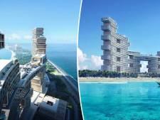 Monsterklus voor Belgen: super-de-luxe gigahotel van 1,25 miljard euro(!) in Dubai