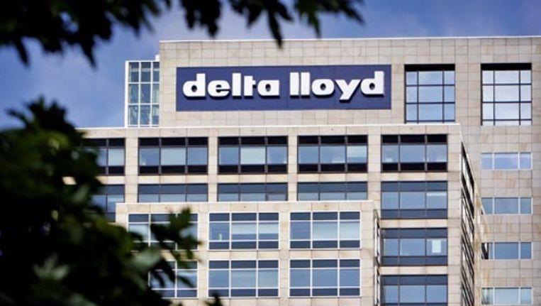 Het hoofdkantoor van Delta Lloyd in Amsterdam. Foto ANP Beeld