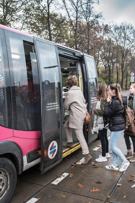 Van Grave naar Wijchen reizen wordt een stuk sneller dankzij het buurtbusje