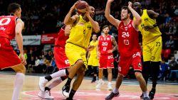 Oostende te sterk voor Antwerp in basketbaltopper