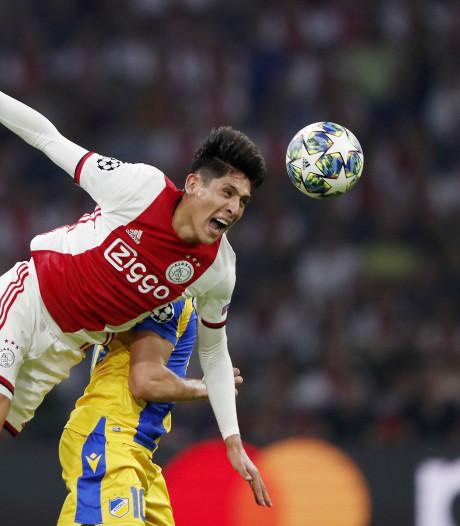 Met spelers als Edson Álvarez heeft Ajax het latijnse gif