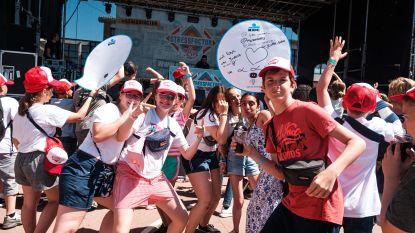 """Middenschool Den Brandt sluit schooljaar af met eigen festival: """"Leerlingen hebben het verdiend"""""""