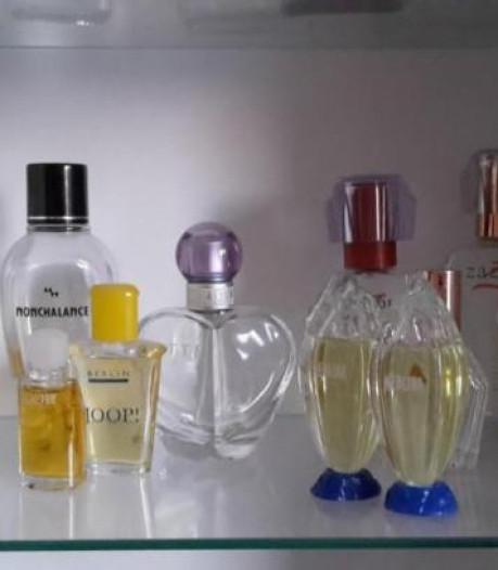 Parfummuseum in oude V&D in Ede?