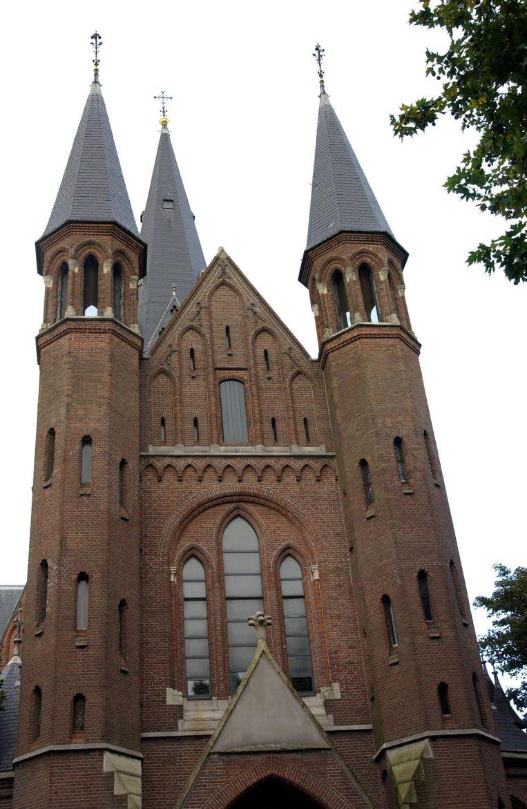 Vondelkerk Beeld Elsbeth Tijssen