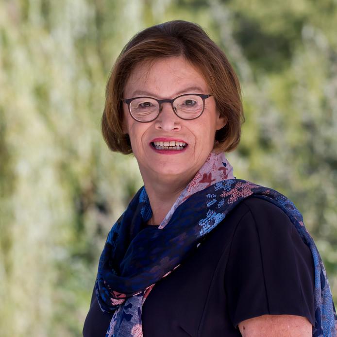 Ria van der Zanden wethouder Laarbeek