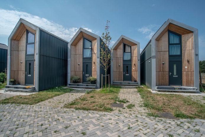 In Hellendoorn zijn twee locaties in beeld voor de bouw van tiny houses