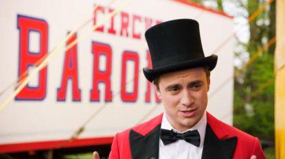 Niels Destadsbader speelt voor circusdirecteur in 'De Wensboom'