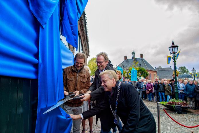 D'n Liempdsen Herd is afgelopen weekeind officieel geopend. Op 22 oktober vindt de Dag van het Fruit er plaats.