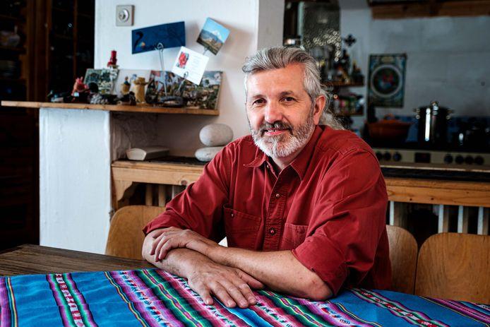 Peter Spruyt (55) werkt momenteel als klusser bij Familiehulp.