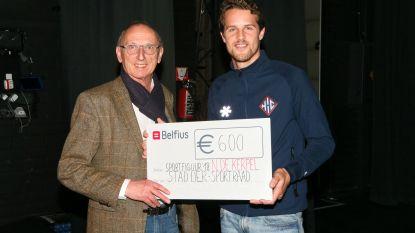 Wereldkampioen hockey Nicolas De Kerpel is Liers sportman van het jaar