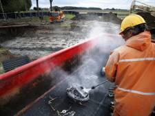Wrakstukken WOII-toestel Werkendam blijven in Best