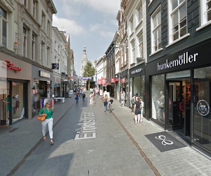 d6e2e64825b Tijd van ellende is voorbij: shoppen is weer hip in Eindstraat Breda ...
