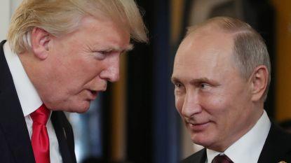Poetin en Trump bellen elkaar over Noord-Korea