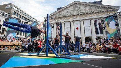 Brussel danst voor de Vlaamse feestdag