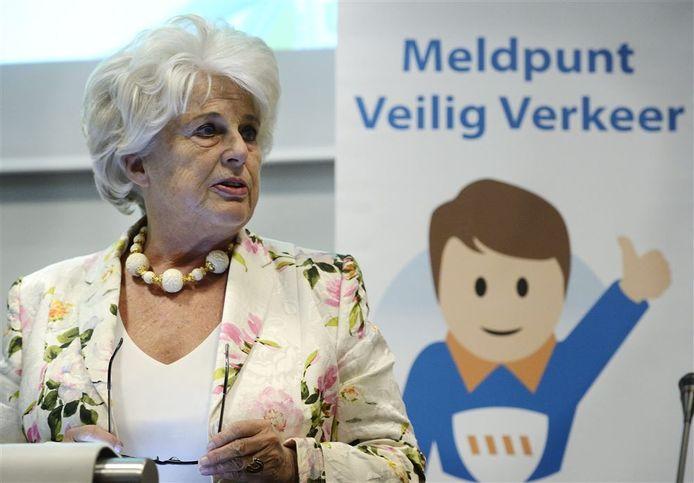 Voorzitter Karla Peijs van het Cluster Agrologistieke Bedrijventerreinen Westland.
