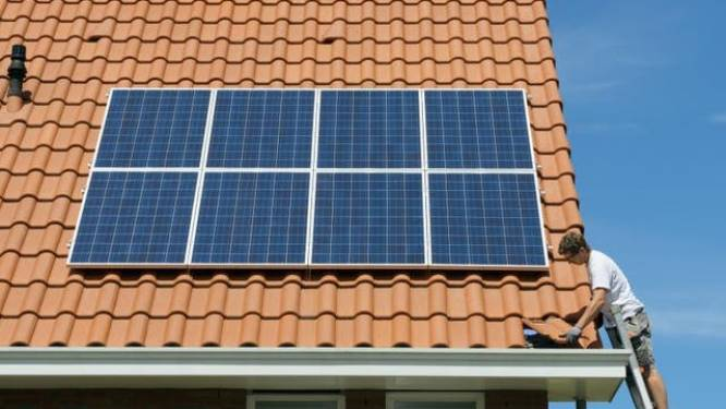Rush op zonnepanelen: meer dan 91.000 nieuwe installaties in Vlaanderen