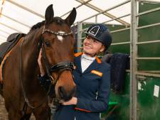 Zwolse amazone Maud de Reu (21) scoort in Genemuiden en droomt van Paralympische Spelen
