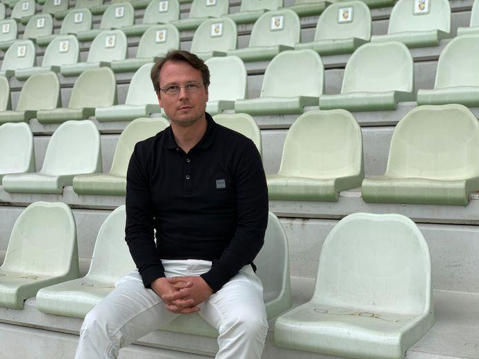Johannes Spors, technisch directeur van Vitesse.
