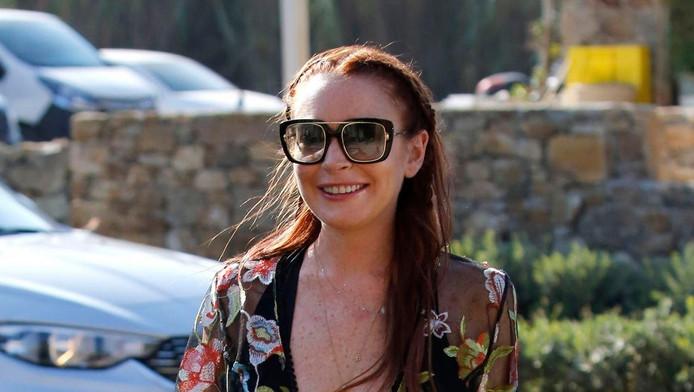 Lindsay Lohan a commencé le tournage de sa nouvelle émission