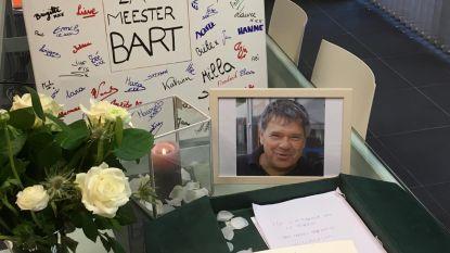 Massaal berichtjes voor overleden leerkracht