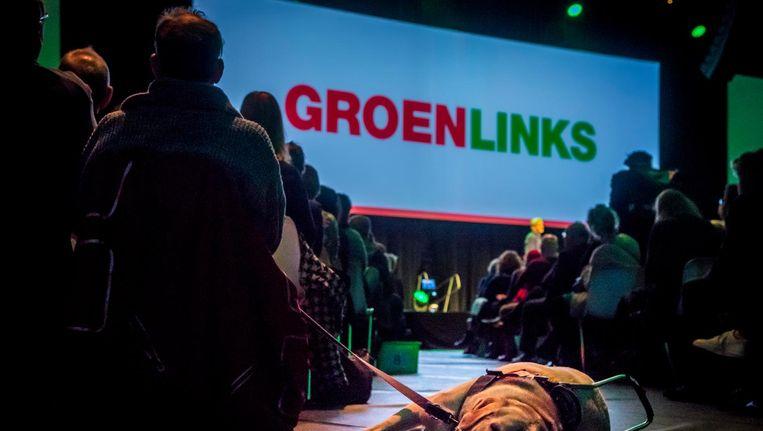 Partijleider Jesse Klaver van GroenLinks zei dat hij 'de sleutels van het gemeentehuis wil'. Beeld ANP