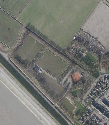 Hansweertse Boys en wethouder Verburg niet verbaasd over plannen waterschap: 'We wisten dat het er aan zat te komen'