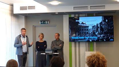 VRT herdenkt Wapenstilstand met marathonuitzending 'Nooit meer ten oorlog'