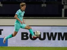 Jop van der Avert en Jasper Dahlhaus met Willem II mee naar Luxemburg