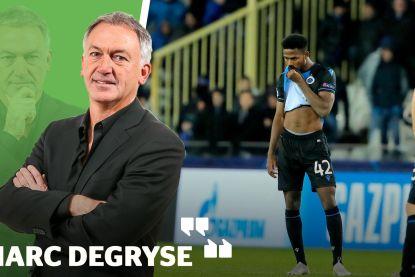 "Marc Degryse: ""Goalgetter gezocht! Club Brugge mist koelbloedigheid en killersinstinct"""