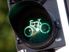 Drie kruisingen in Den Haag aangepast voor meer fietsruimte