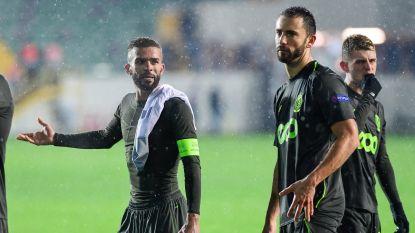 Mehdi Carcela derde beste dribbelaar in de groepsfase van de Europa League