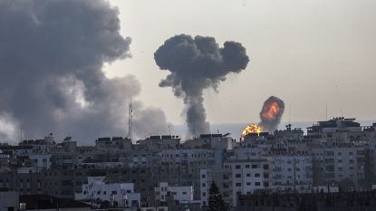 Israël voert opnieuw luchtaanvallen uit op Gaza